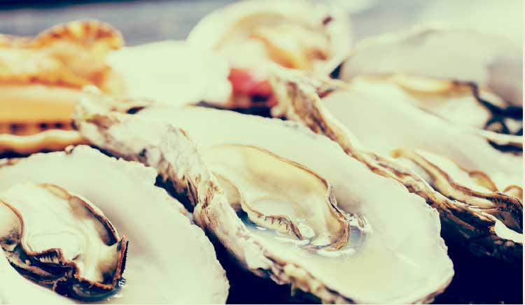 貝鮮焼&北斗フィッシャリーの牡蠣