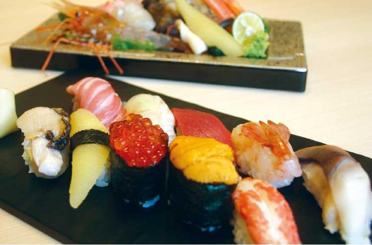 寿し翔の6000円コース料理