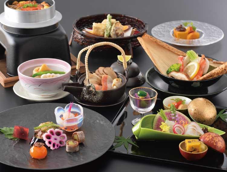 函館国際ホテル日本料理松前の季節の会席