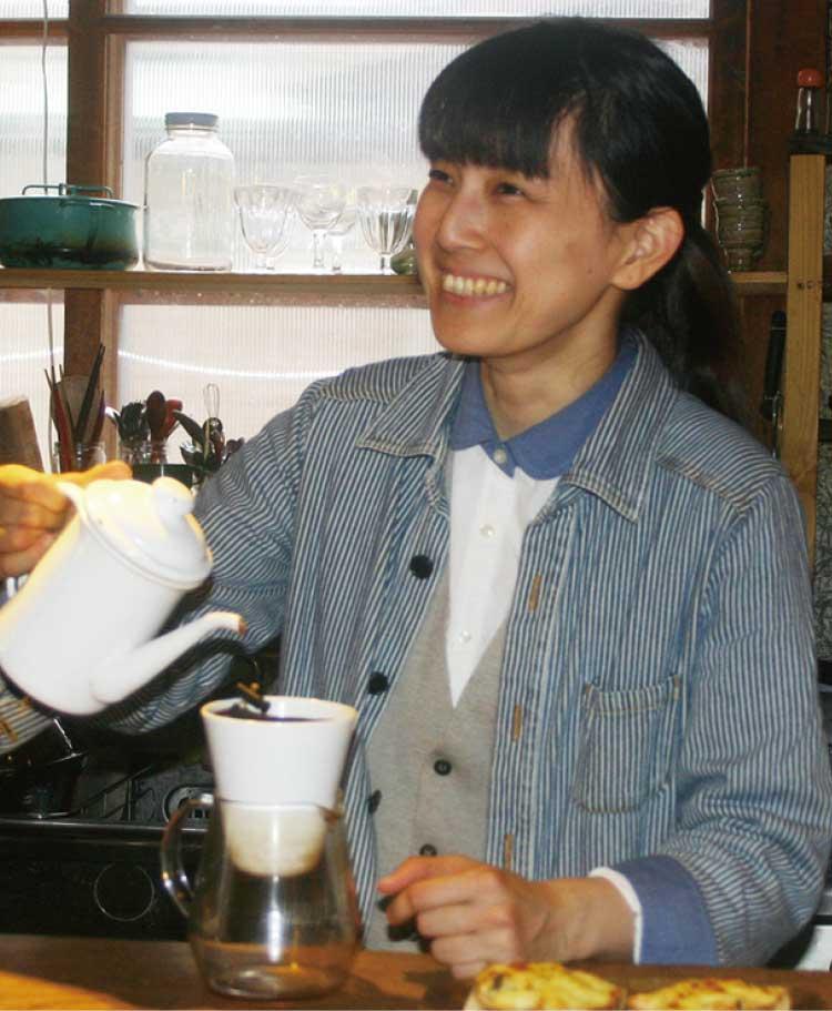 天然酵母パン・トンボロ 苧坂香生里さん