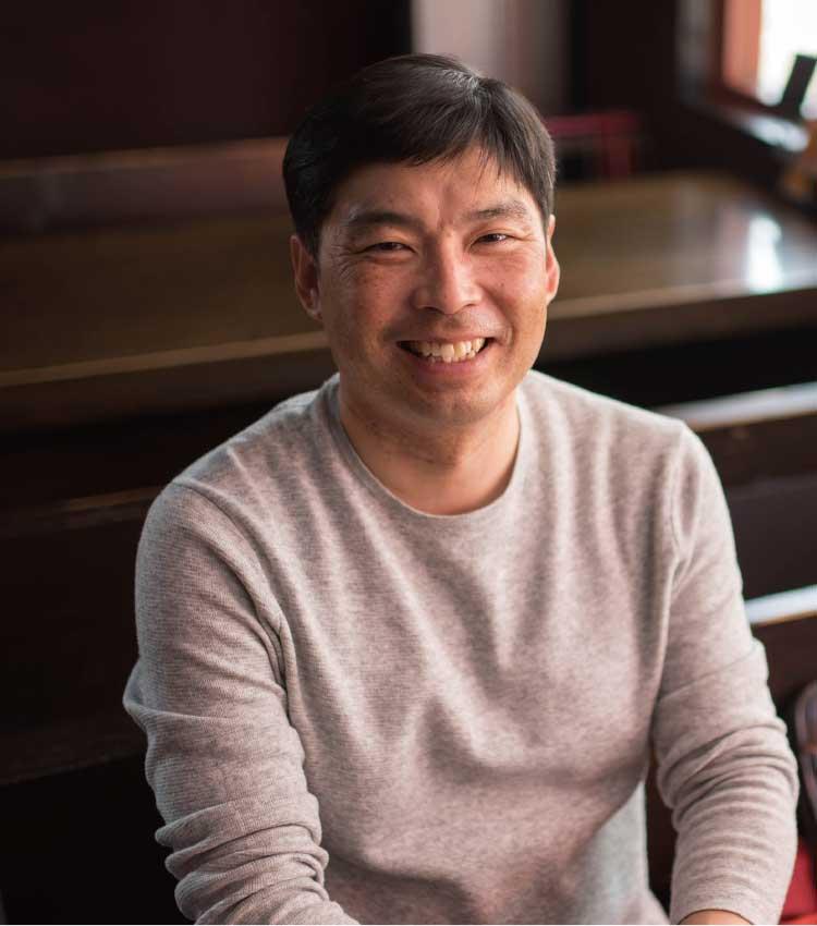 函館プロジェクト常務取締役 申東煥さん