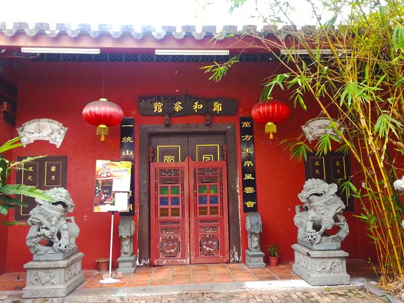 マラッカにある中華の店「和記」
