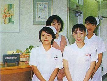 美容外科形成外科大村病院の看護師達