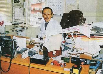 医学博士宮田忠博さん