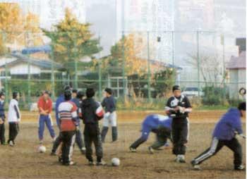 函館大有斗高校ラグビー部