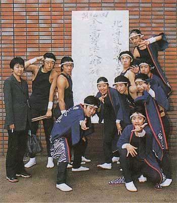 函館大谷高校ダンス部