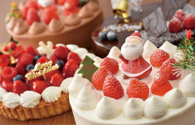 ロワジールホテル函館のクリスマス各種系ー気