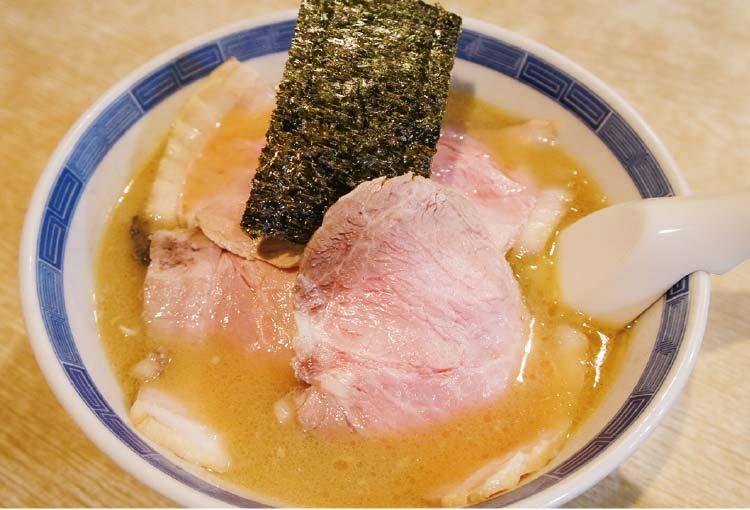 ヱビス軒のチャーシュー麺味噌味