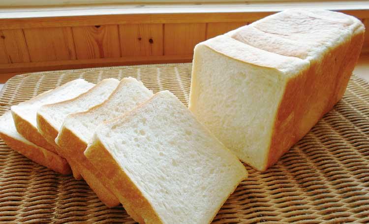 パン・エスポワールのふわふわ食パン