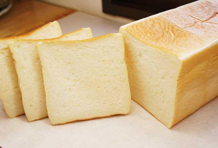 手づくりパンの店ムックルの角食
