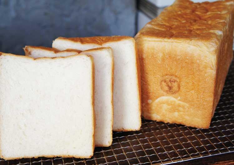 気ままなパン屋窯蔵の上食パン
