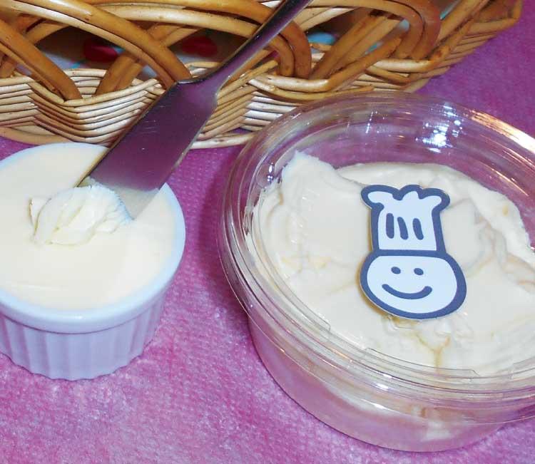 ビストロコパンのコパン特製バター