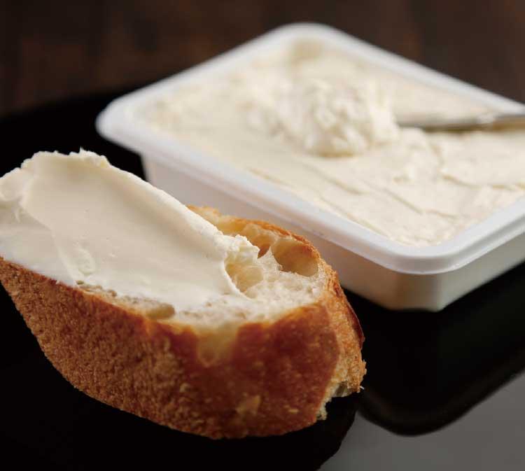 トワ・ヴェールのクリームチーズ