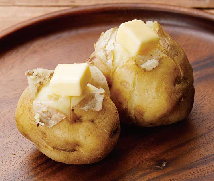 THE DANSHAKU LOUNGEの男爵じゃがバター