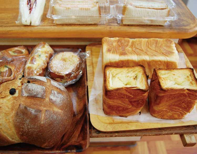 チロルの森のパン