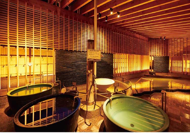 湯の川温泉・ホテル万惣