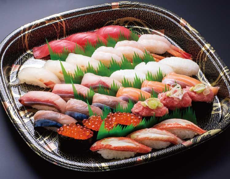 函太郎の持ち帰り寿司