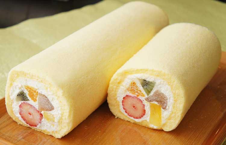 豆乳しふぉん専門店 函館おたふく堂の豆乳純生ロール