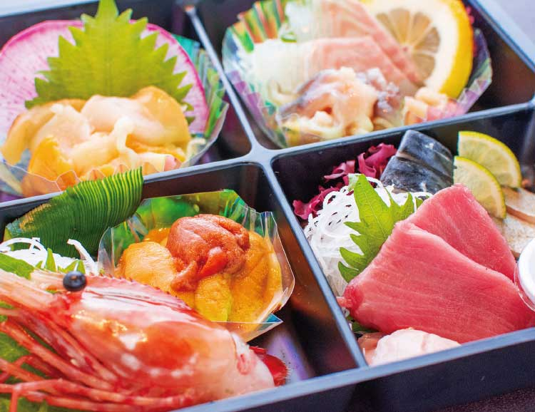 函館海鮮居酒屋・魚まさの父の日スペシャル