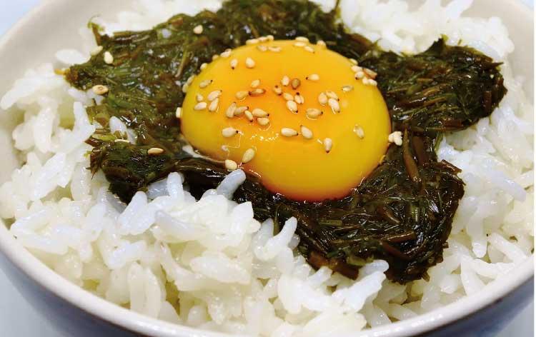 函館カネニの味付アカモク