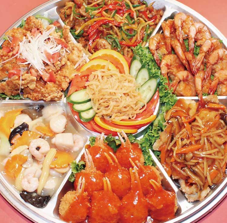 中国料理・香港の中華オードブルD