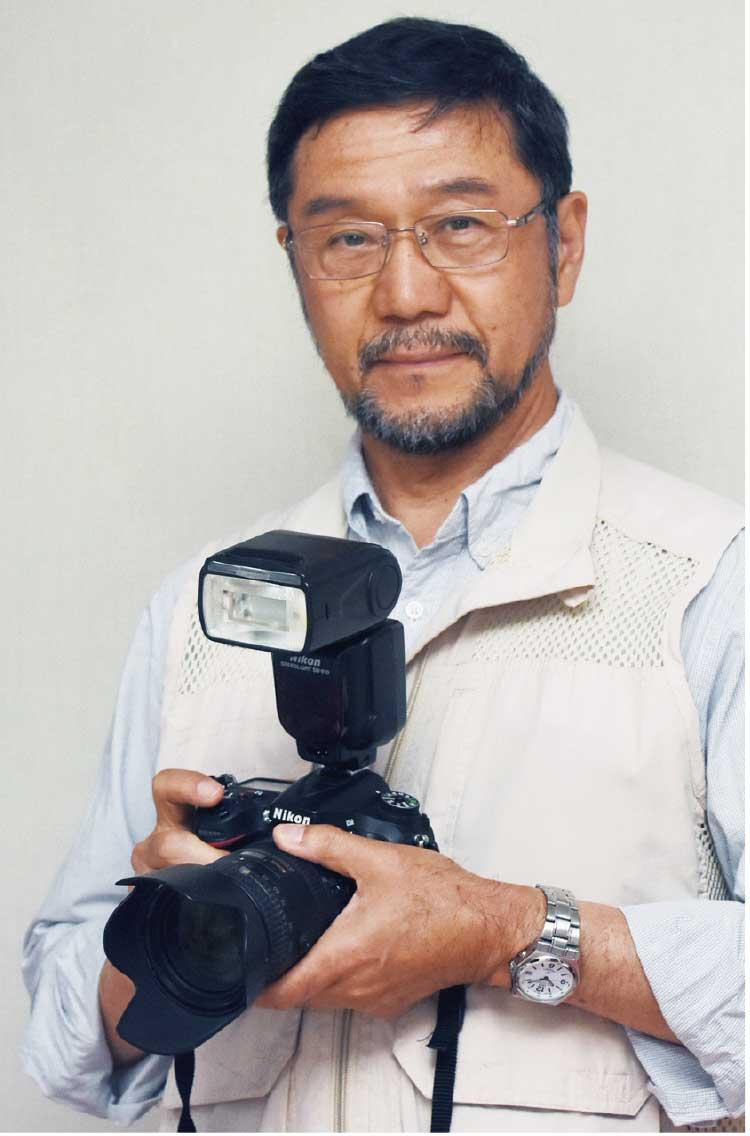 写真工房フォトス・パピエール代表 紙隆光