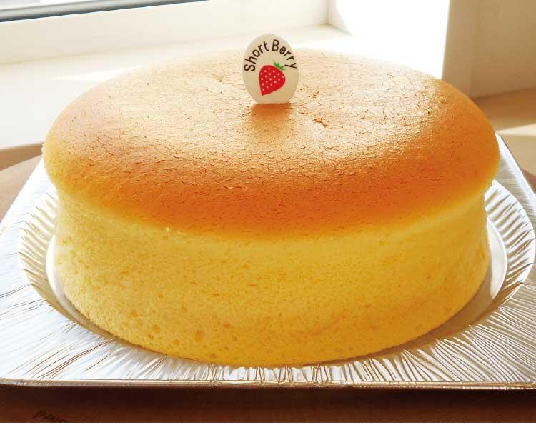 パティスリー・ショートベリーのスフレチーズケーキ