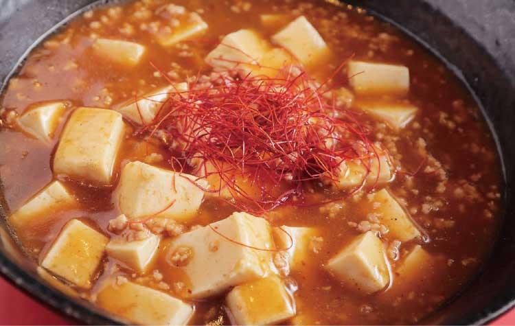 中国料理・香港の麻婆ラーメン