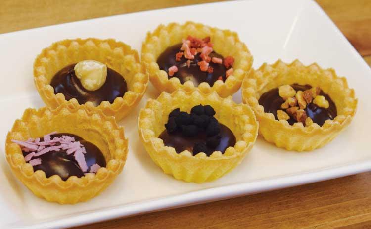 プティ・ベルジュのチョコタルト