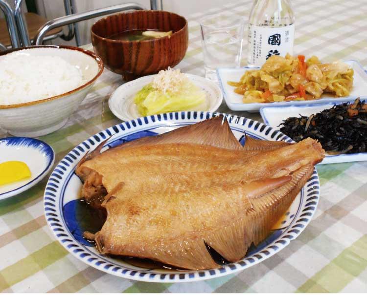 津軽屋食堂のお好みで選べる家庭料理