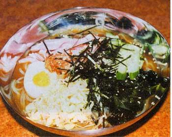 烧肉COOの冷麺