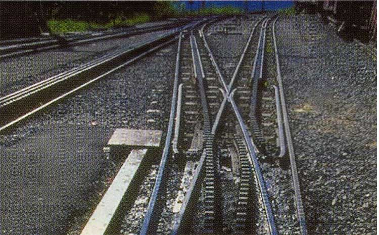 電車の線路