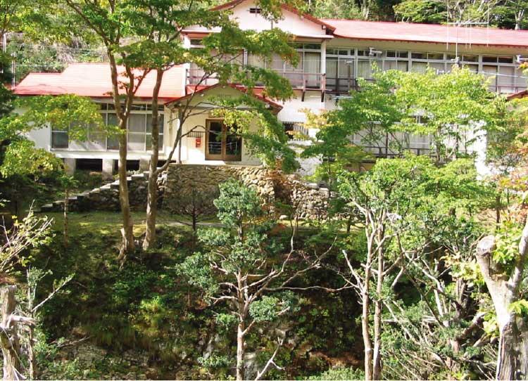 川汲にある明林荘