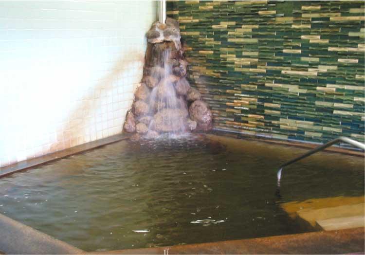 厚沢部憩いの家の温泉