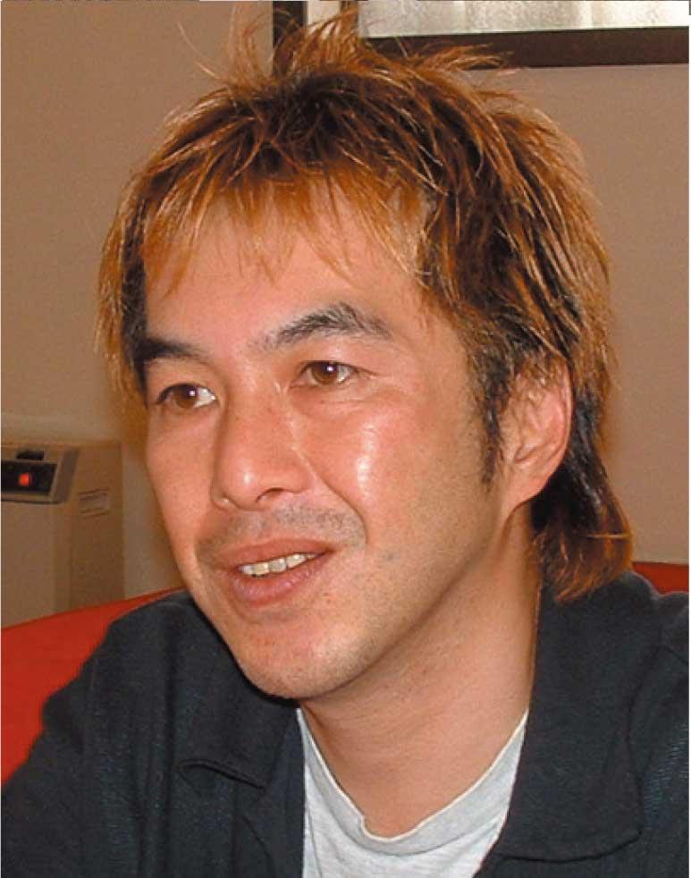 青いぽすと編集長青山慎司