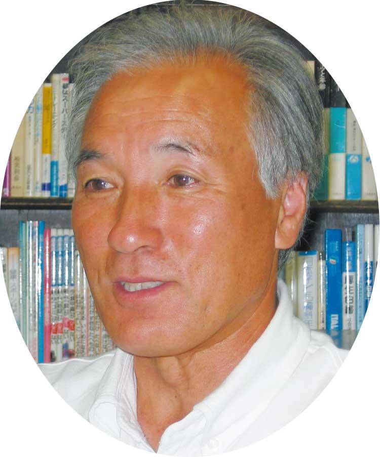 北海道教育大学教授田中和久さん
