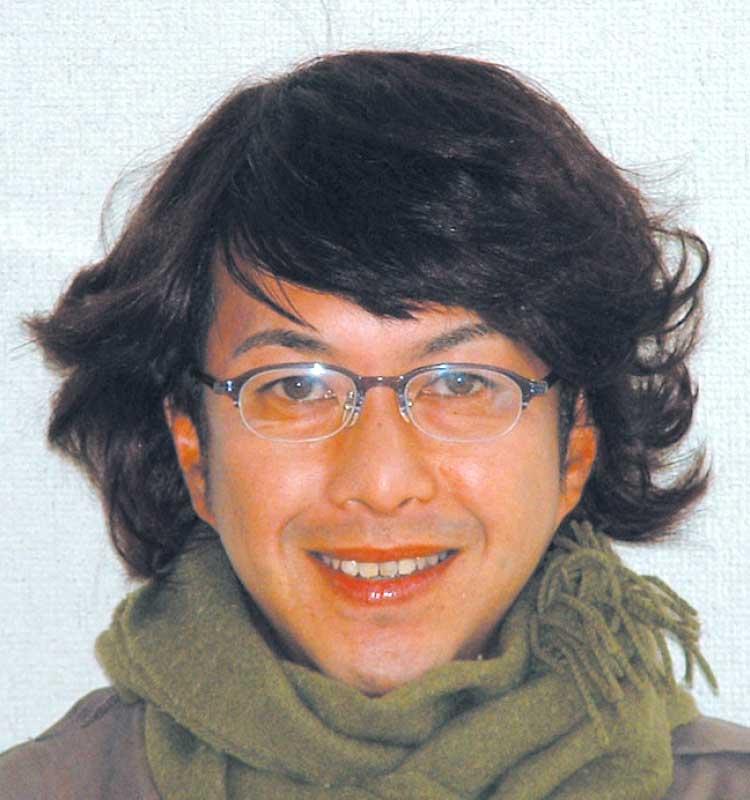 ヨン様化した青山編集長