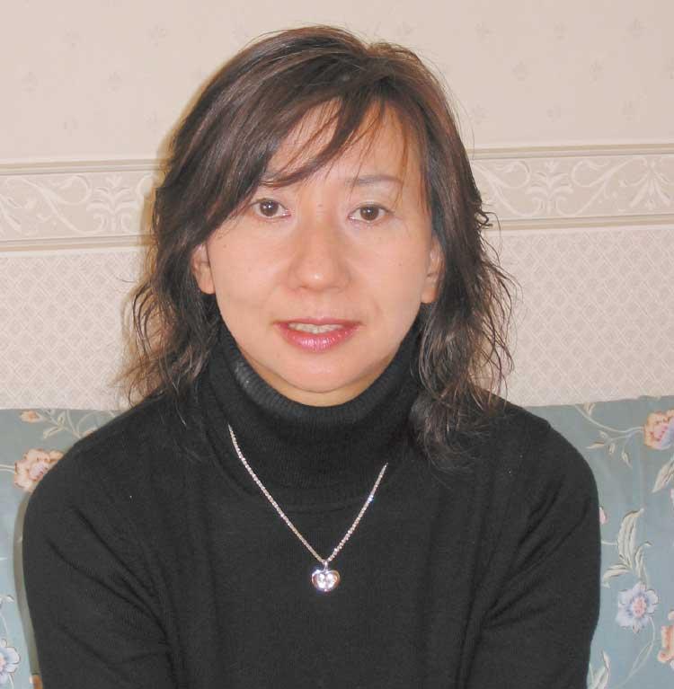 入江英語教室の入江真由美さん