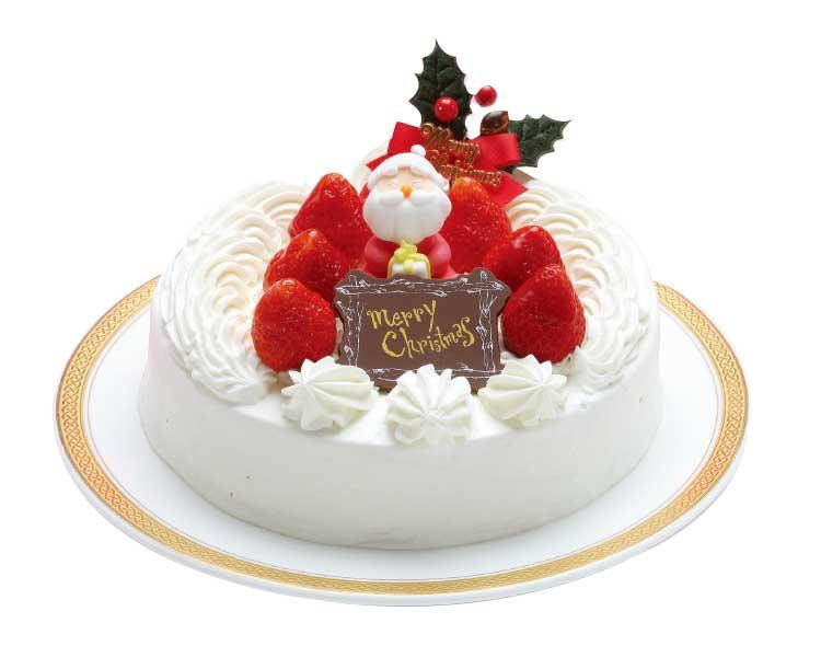 五島軒のデコレーションケーキ