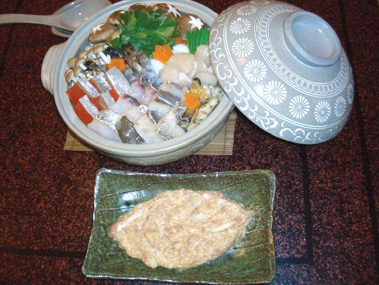 旬彩粋匠の寄せ鍋