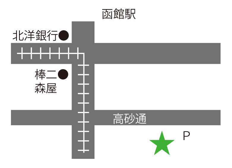 さかえ寿司高砂通支店周辺地図