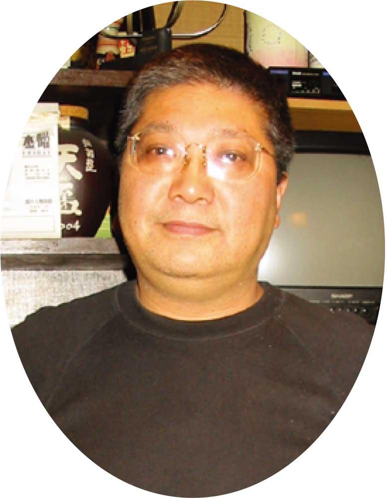 こぶ田本店店主滝下栄次さん