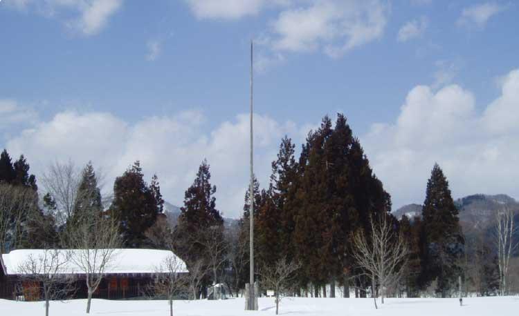 上磯ダム公園
