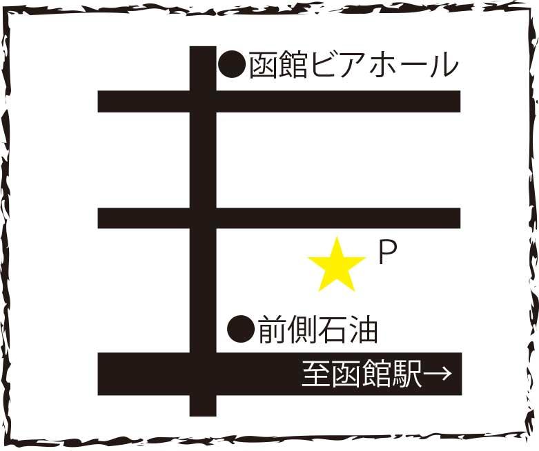 cafeハルジョオン・ヒメジョオン周辺地図