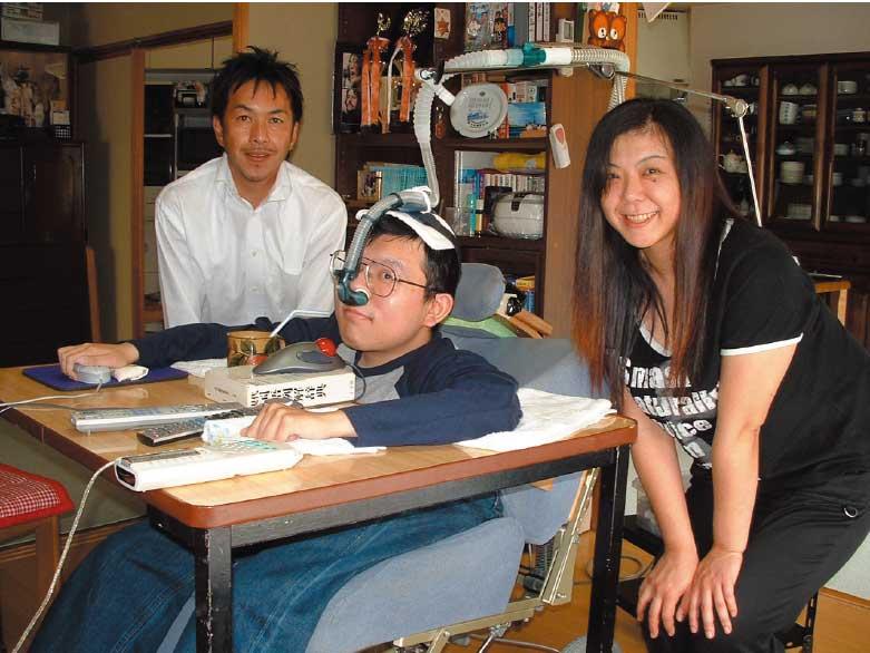 工藤靖也さんとお姉さんと青山編集長
