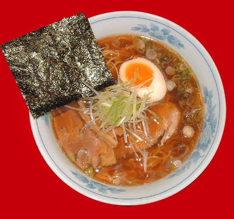 ラーメン専科麺次郎田家店の魚醤油ラーメン