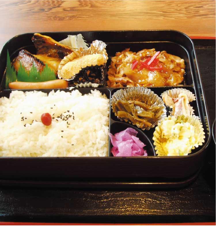 優鮨の日替わり弁当