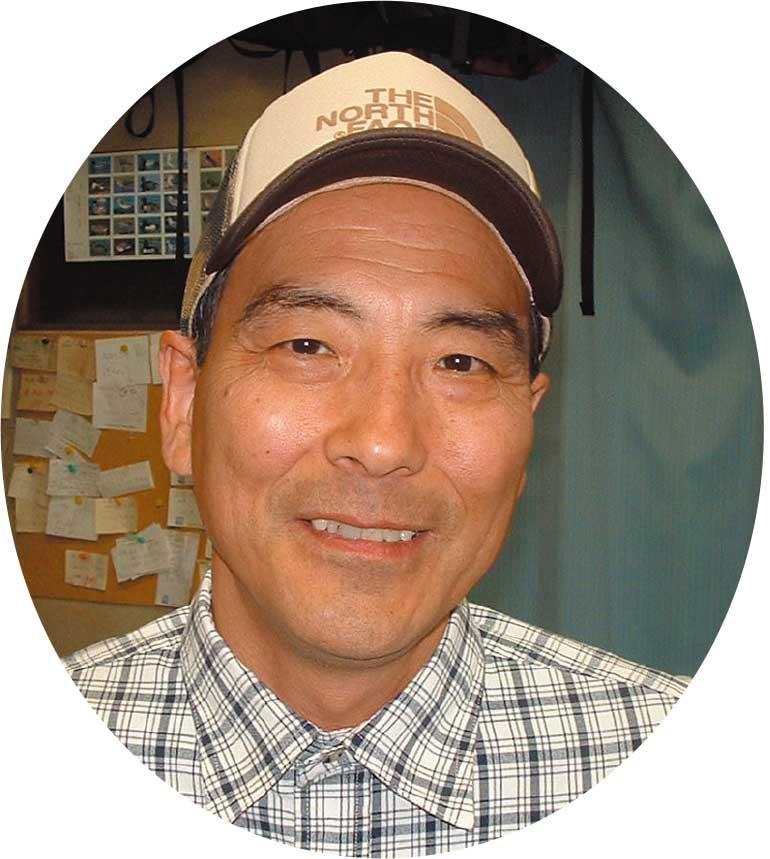 自然倶楽部代表鎌鹿隆美さん
