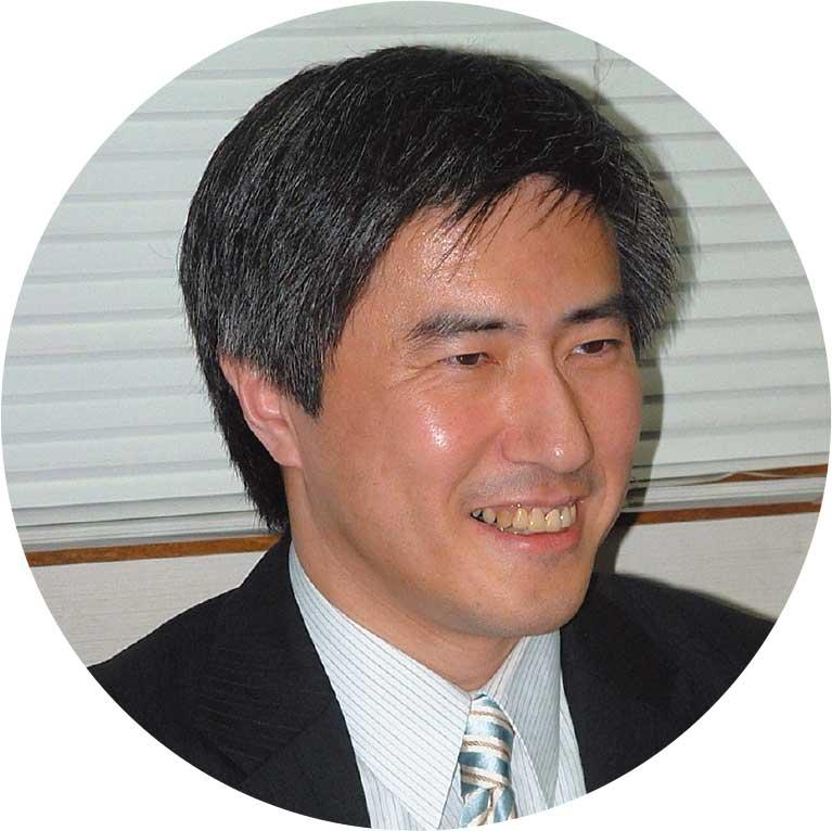 函館タクシー代表取締役社長岩塚晃一さん