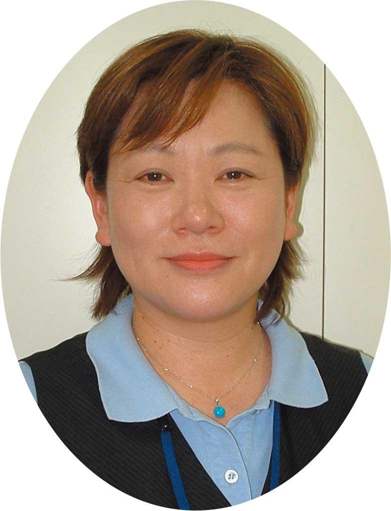函館タクシー介護センター介護福祉士渡部孝子さん